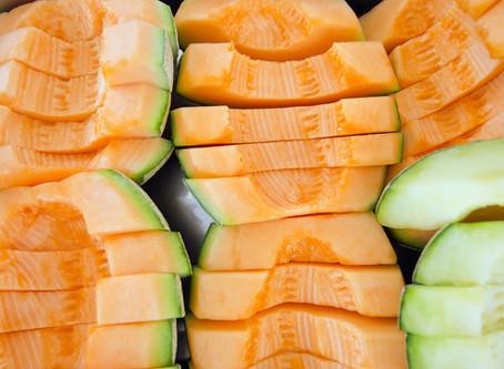 Two Melon Soup Recipe