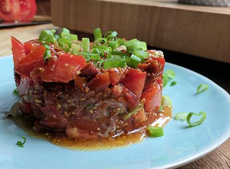 Tomato Tartare Recipe