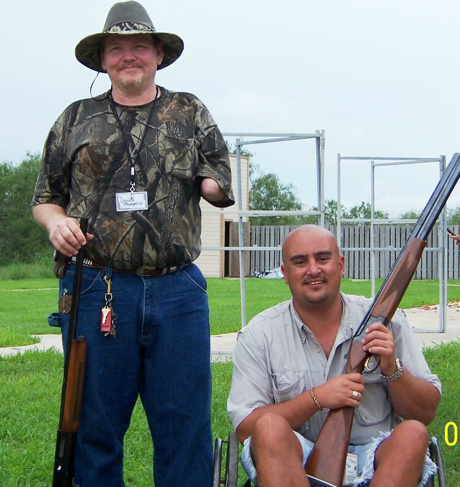 Skeet Shoot Winners (2005)