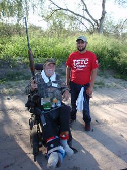 Randy & his TSTC birdboy