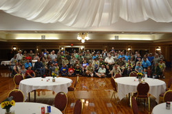 21st Annual CSA hunters and volunteers