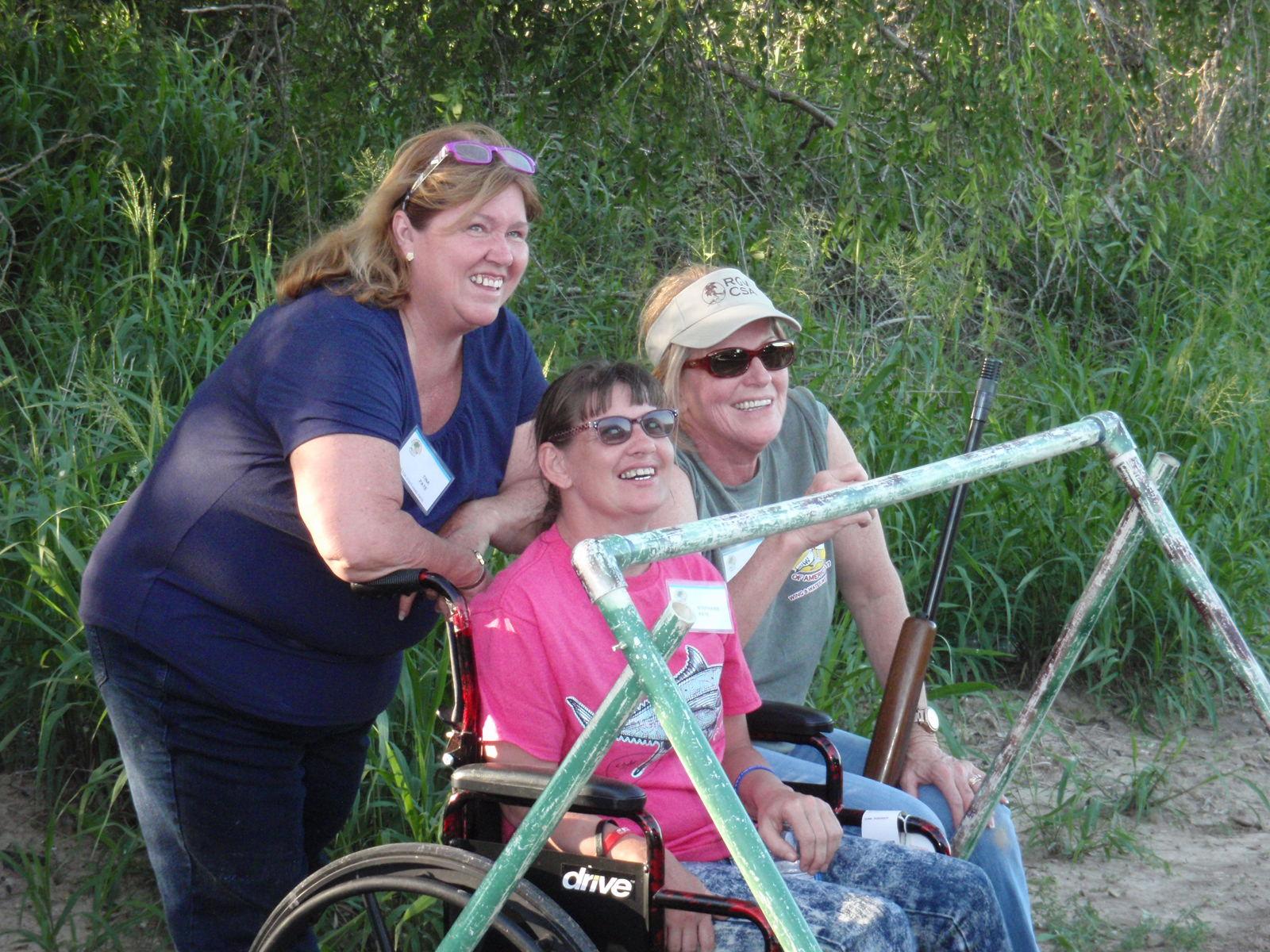 Tina, Stephanie & Eileen