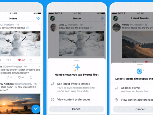 Twitter's Chronological Timeline is Back, Which Provides a Range of Potential Benefits