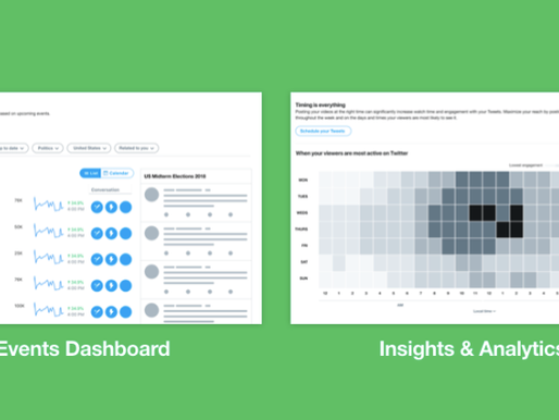 Twitter's Working on New Event and Audience Analytics Tools