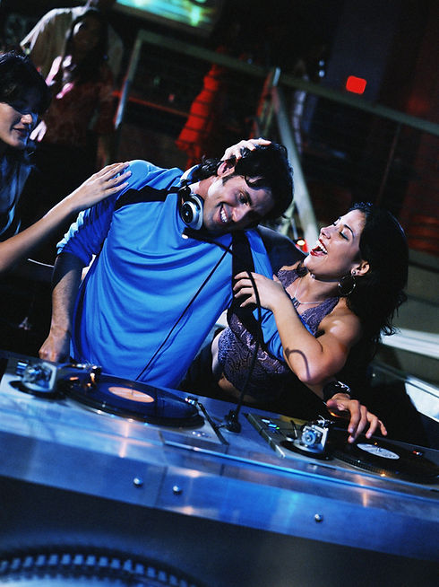 Popular DJ