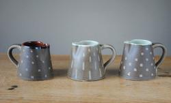 Cream jugs