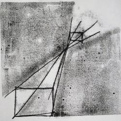 Untitled Monoprint III
