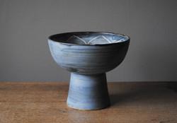 Lotus Pedestal Bowl