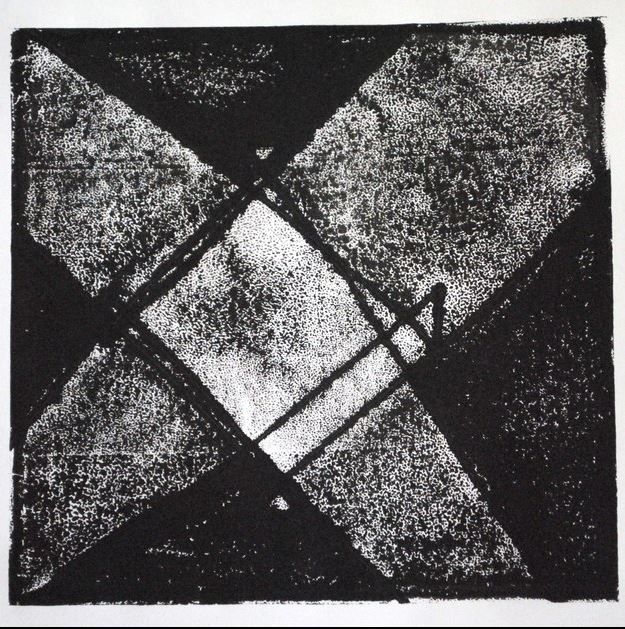 Untitled Monoprint II