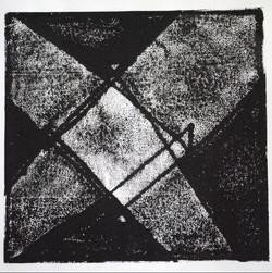 Untitled Monoprint II