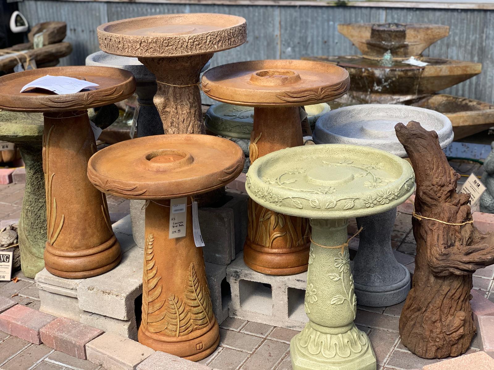 Patio Village Green Rockford Fountains Concrete