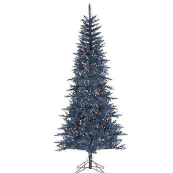 Dark Blue Tuscany Tinsel Tree.jpg