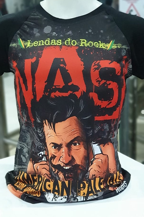 Camiseta Lendas do Rock Nasi