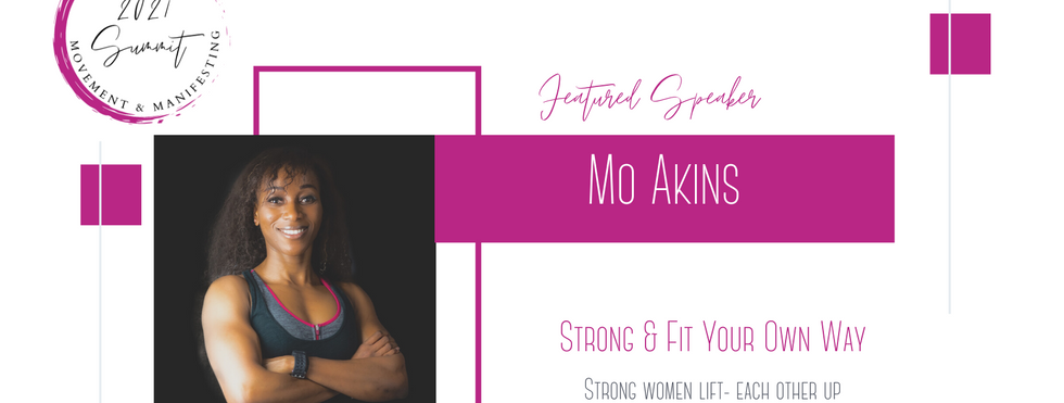Join me at the Mindset, Movement, Manifesting Summit, May 10-20, 2021