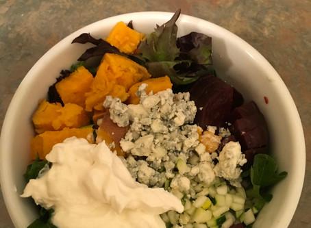 Salads versus Power Bowls