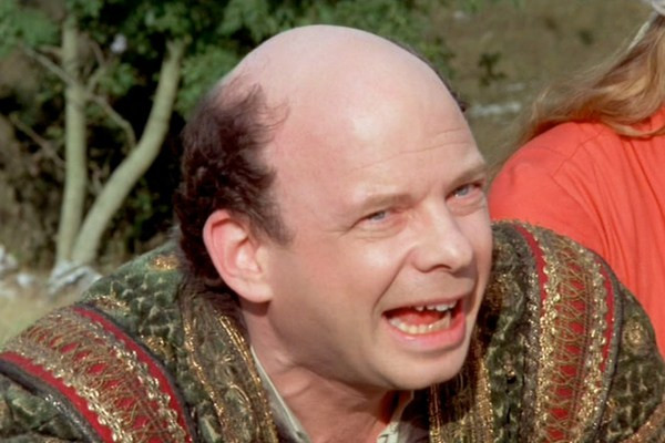 Wallace Shawn from the Princess Bride