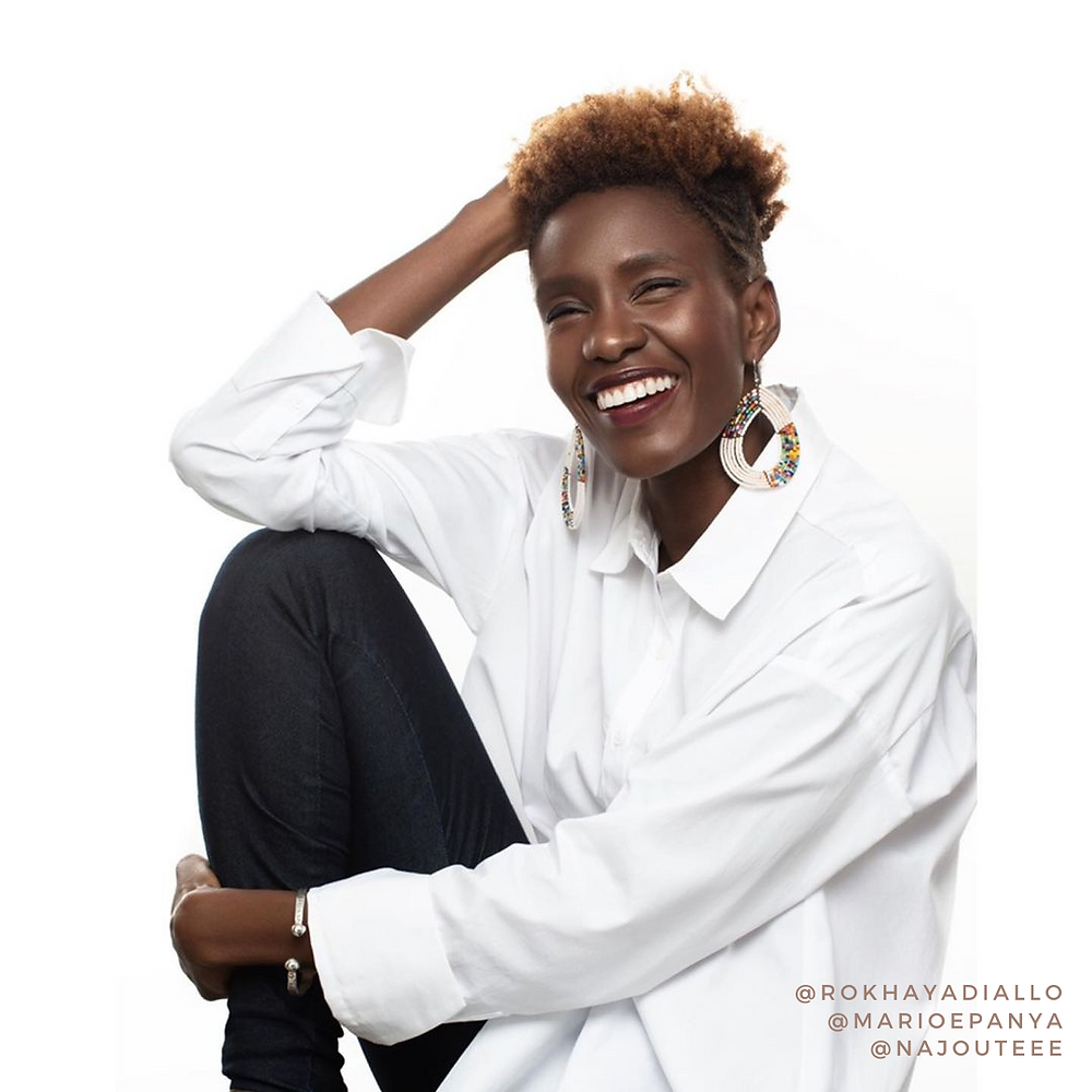 rokhaya diallo, feminist, feminism, tenacity, tenacity or how to keep trying, how to keep trying, perseverance, entrepreneur, womade, woman, womxn, women, business tips