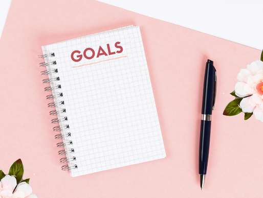 How to Set Your Business Goals in 4 Steps