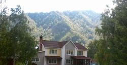 Долина Катуни, основной коттедж