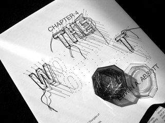 The Women of Flatland • Typography • 2011