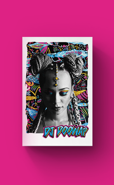Doopwap • Visual Identity Design • 2015-18