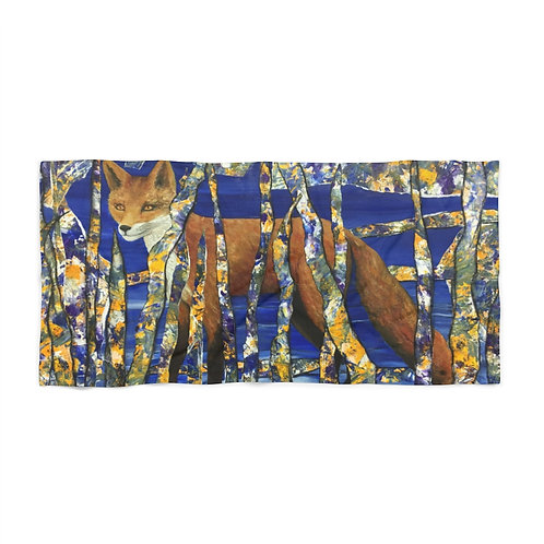 Foxy- Beach Towel