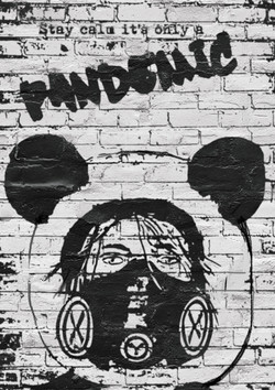 Pandemic no 8  isolation art