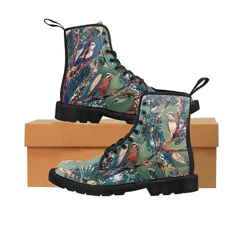 Limb Women's Canvas Boots
