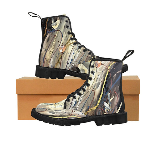 Our Destiny - Women's Canvas Boots