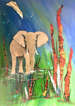 Sold Elephant walk