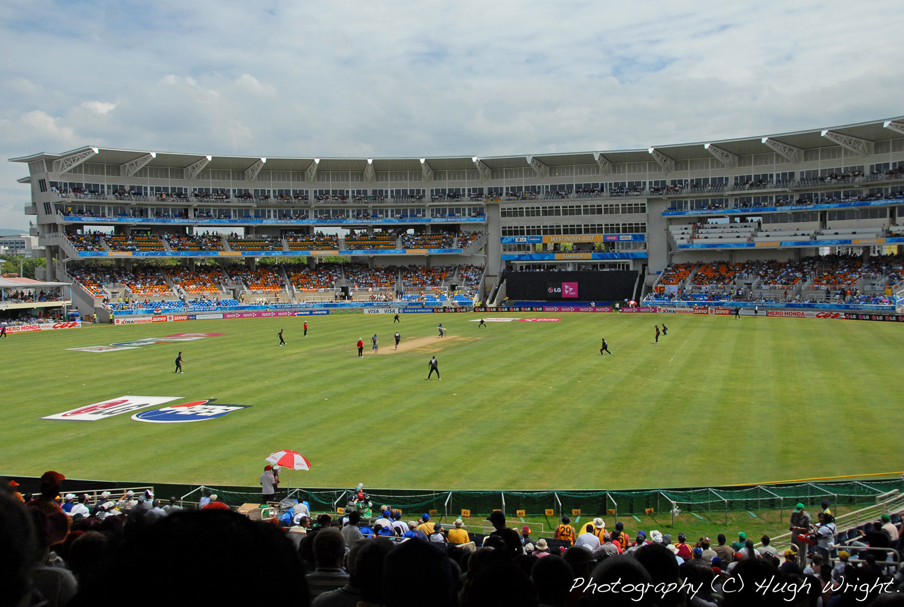 CWC-2007 SRI LANKA vs NEW ZELAND