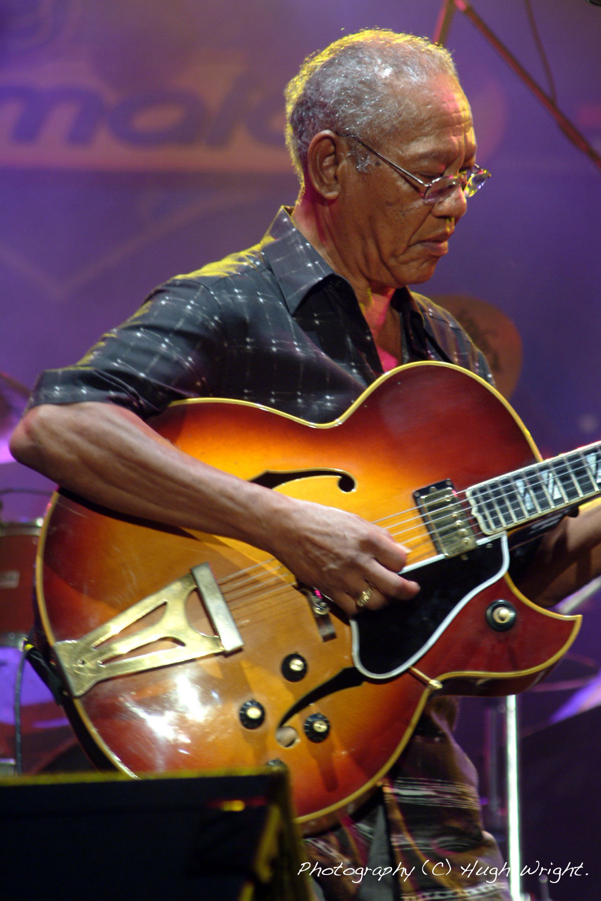 ERNEST RANGLIN - JAZZ & BLUES