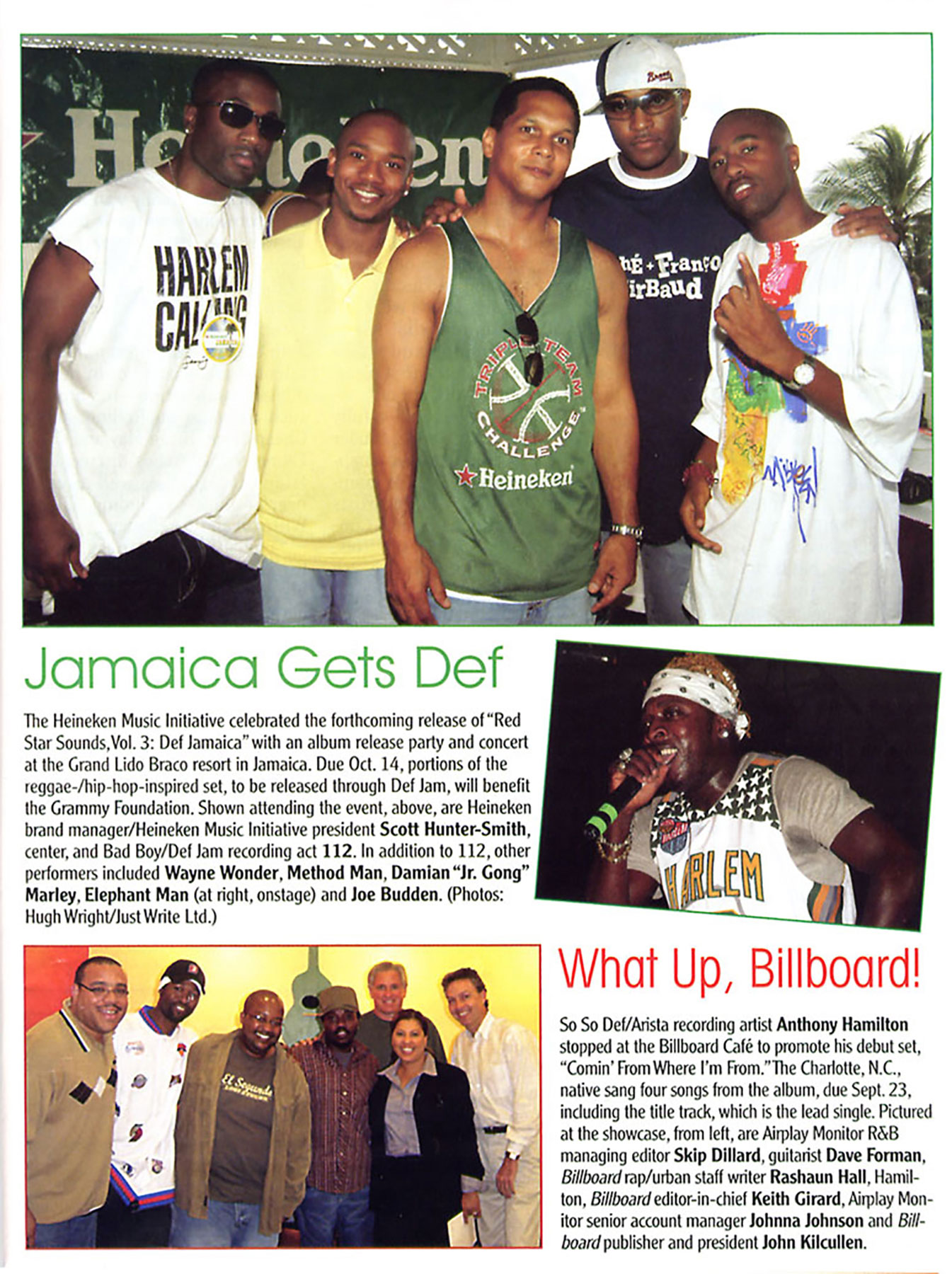 PUBLICATION - HEINEKEN HOUSE PARTY