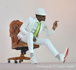 """BUSY SIGNAL - """"WELCOME"""""""