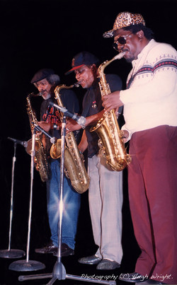 TOMMY, ROLAND & LESTER.