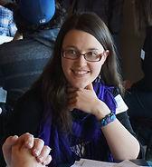 Christina at STOPS Meeting.JPG