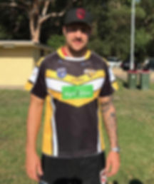 Gareth Widdop Dragons Kogarah Cougars JRLFC Rugby League