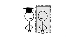 Hey Genius Illustration