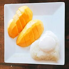 Mango & Sticky Rice (Seasonal)