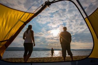 camping au Lac Taureau