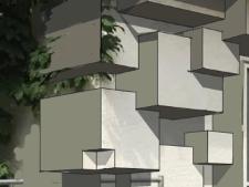 White Flate House