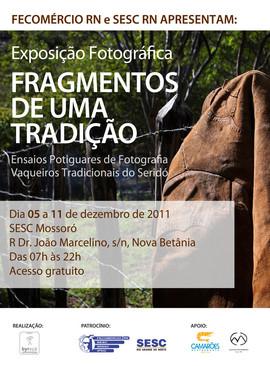 Expo Fragmentos de uma tradição_Mossoró_