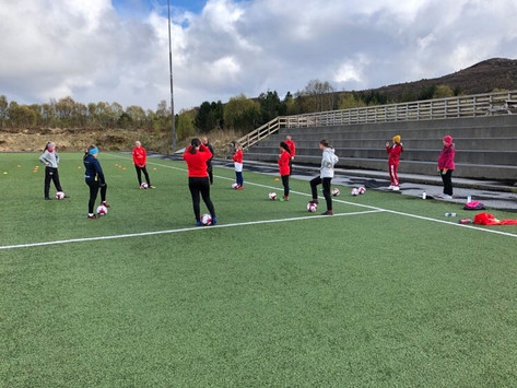 Endeleg aktivitet på Tjørvåg Stadion igjen!