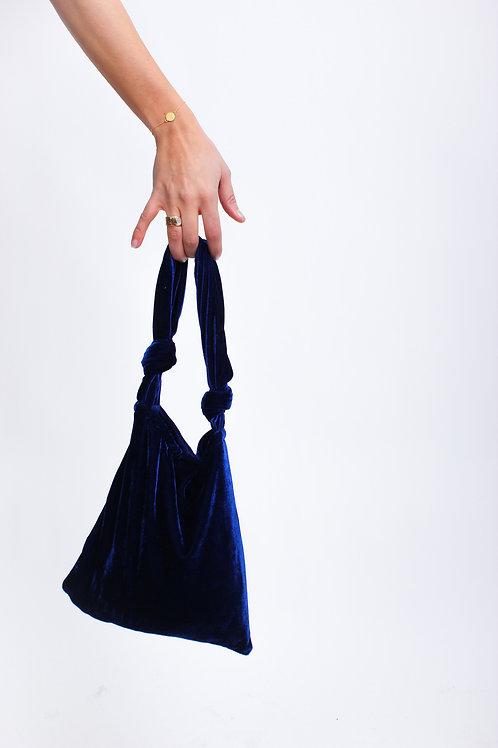 The Ascolana bag Royal blue