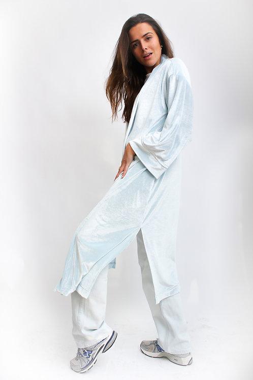 Limoncillo kimono baby blue