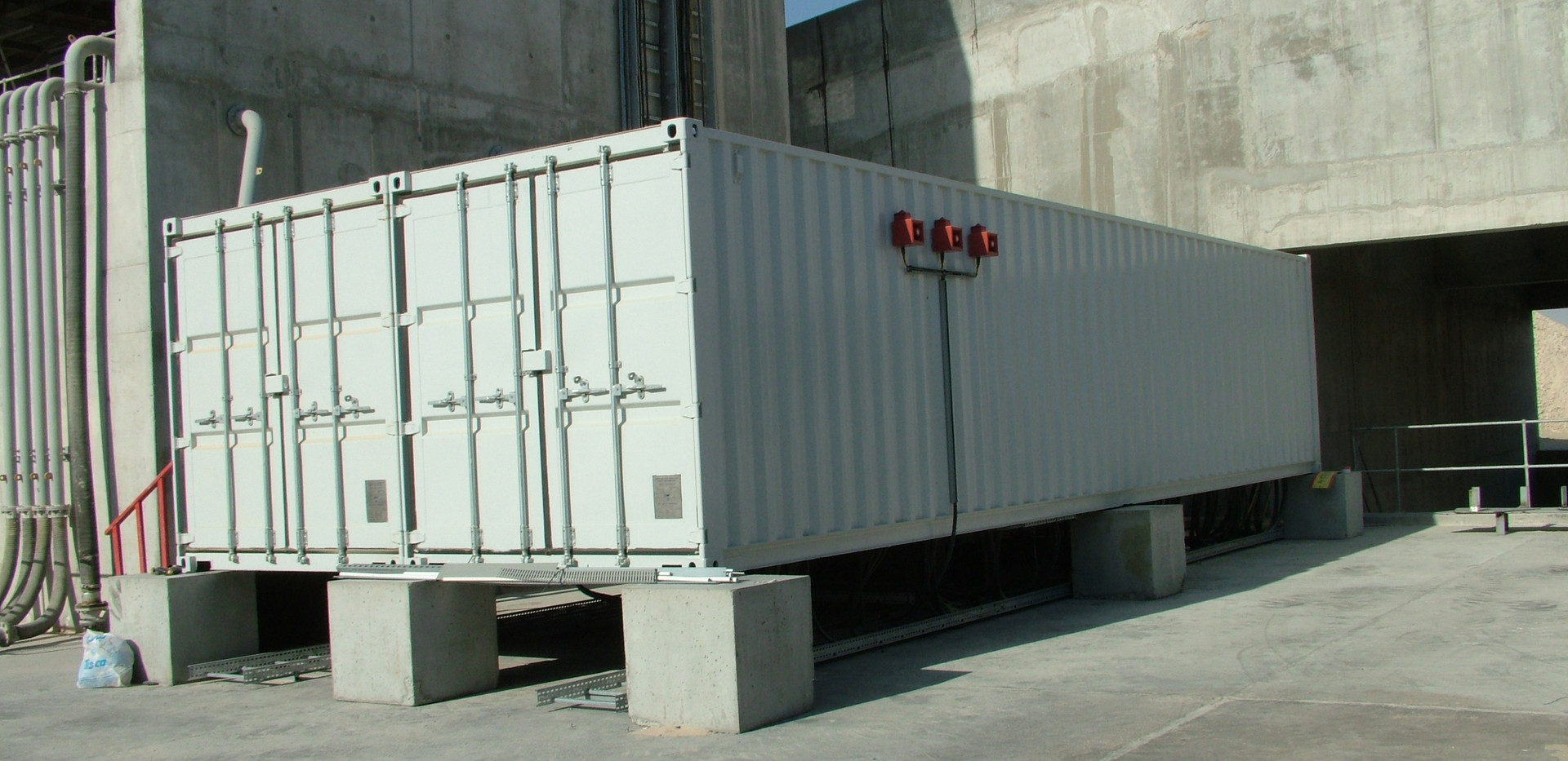 Qatar Containerised Substations
