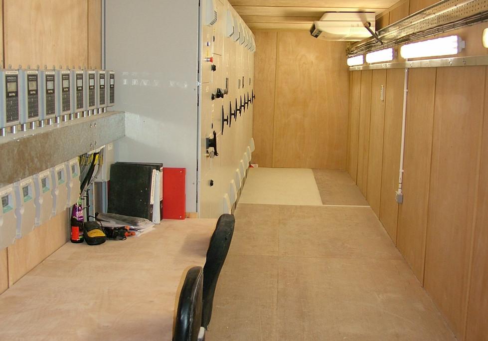 Containerised Switchroom