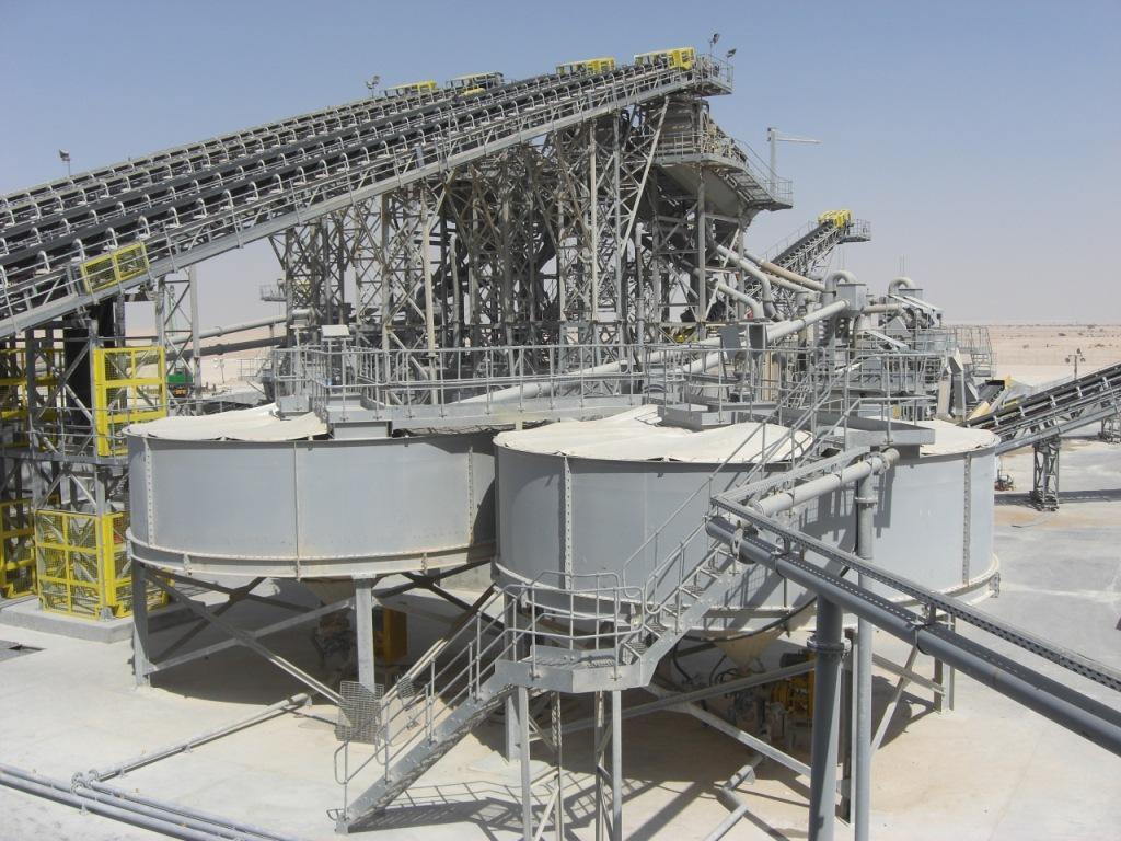 Qatar Sand & Gravel Plant