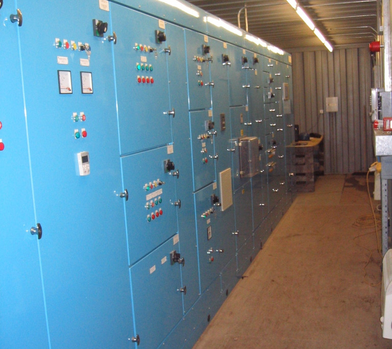 Form 4 Control Panels