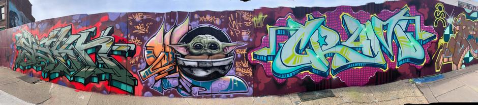Coles Street Artistic Redemption Initiative